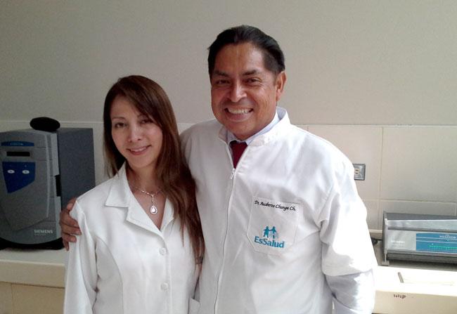 Dr. Ausberto Chunga, M.D