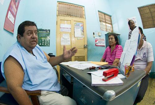 Dr. Luis A. Valdiva Espinoza, General Surgery