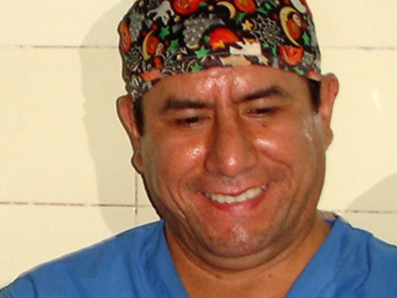 Dr. Percy Inga San Bartolomé