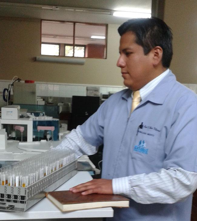 TM Israel Palacios Villarea